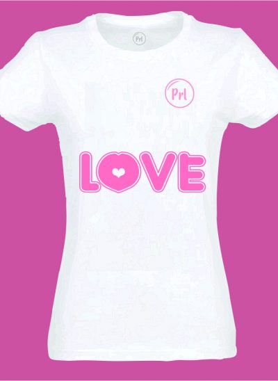 T-shirt Prl Kids Love
