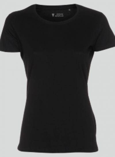 NieuwT-shirt T-shirt zwart dames